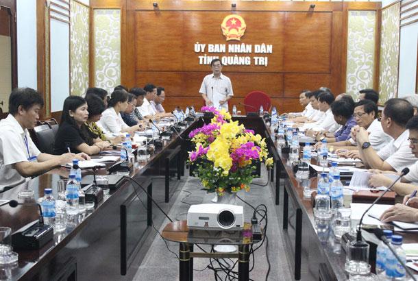 Đánh giá kết quả triển khai xây dựng chính quyền điện tử và mô hình đô thị thông minh tỉnh Quảng Trị năm 2018