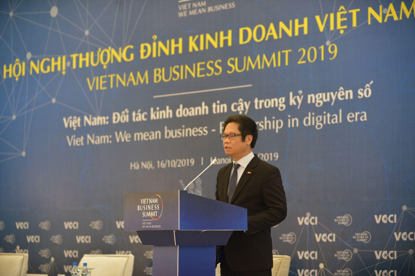 """""""Việt Nam là đối tác kinh doanh tin cậy của thế giới"""""""