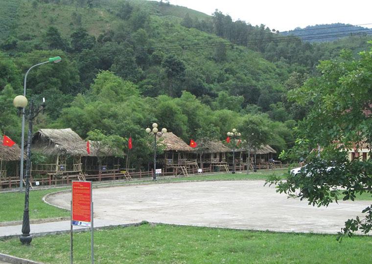 Hòa mình với thiên nhiên tại Khu du lịch cộng đồng Klu