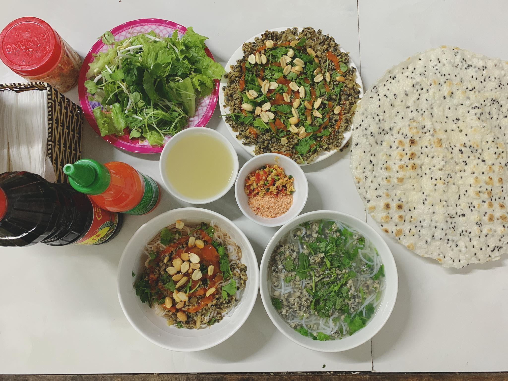 Bún hến Mai Xá Quảng Trị – Top 100 món ăn đặc sản Việt Nam - 1